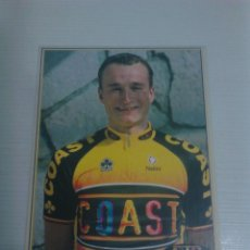 Coleccionismo deportivo: POSTAL MICHAEL GIEBELMANN COAST.. Lote 176269684
