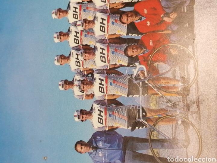 Coleccionismo deportivo: Equipo BH - Foto 2 - 178977415