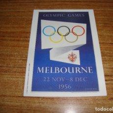 Coleccionismo deportivo: (ALB-TC-200) POSTAL CARTEL OLIMPIADAS 1991. Lote 179342291