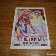 Coleccionismo deportivo: (ALB-TC-200) POSTAL CARTEL OLIMPIADAS 1991. Lote 179342305