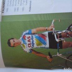 Coleccionismo deportivo: FOTO DEL CLAS TEMPORADA 91.NICO EDMONDS. Lote 183707302