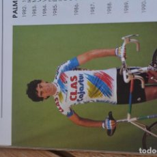 Coleccionismo deportivo: FOTO DEL CLAS TEMPORADA 91.FEDERICO ECHAVE. Lote 183707412