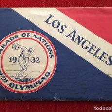 Coleccionismo deportivo: POSTALES POSTCARD X SUMMER OLYMPIC LOS ANGELES 1932 PARADE OF NATIONS OLIMPIADAS . Lote 193559371