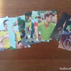 Coleccionismo deportivo: 20 POSTALES CICLISTAS 1965 FHER. Lote 193649140