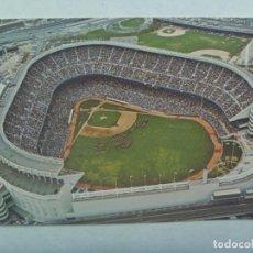 Coleccionismo deportivo: POSTAL DEL ESTADIO DE LOS YANKEES, THE NEW YANKEE STADIUM. NUEVA YORK. AÑOS 60 - 70. ESTADOS UNIDOS. Lote 193825982