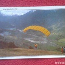 Coleccionismo deportivo: POSTAL POST CARD PARAPENTE Nº 25 INICIO DE VUELO EDICIONES SICILIA 1990 VER FOTO/S Y DESCRIPCIÓN. . Lote 194995176