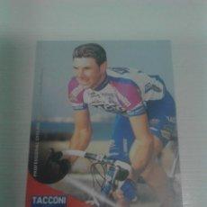 Coleccionismo deportivo: POSTAL EDDY MAZZOLENI - TACCONI.. Lote 198347472