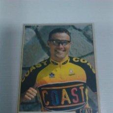 Coleccionismo deportivo: POSTAL ALEX ZÜLLE - COAST.. Lote 198416543