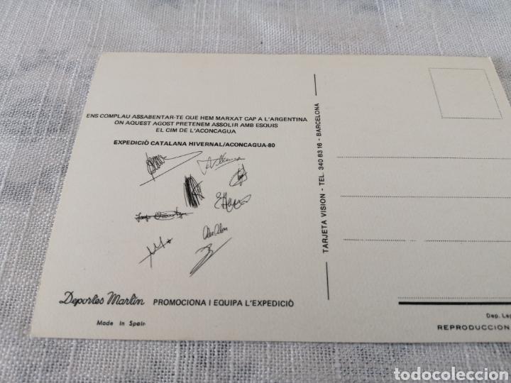 Coleccionismo deportivo: North cape 80 Acincagua - Foto 2 - 199291045