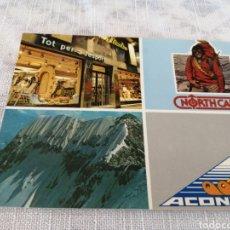 Coleccionismo deportivo: NORTH CAPE 80 ACINCAGUA. Lote 199291045