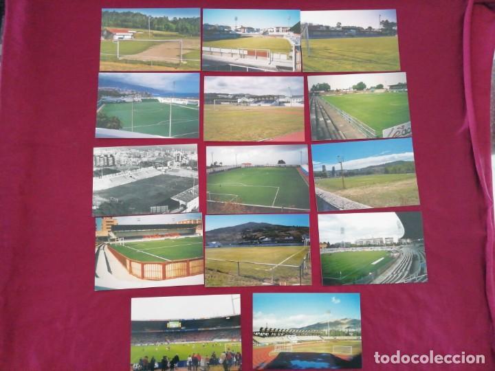 Coleccionismo deportivo: Colección 8ª edición de postales de estadios. Octubre 2005 - Foto 4 - 201210273