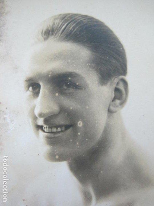 CARPENTIER-BOXEO-POSTAL FOTOGRAFICA ANTIGUA-VER FOTOS-(69.186) (Coleccionismo Deportivo - Postales de otros Deportes )
