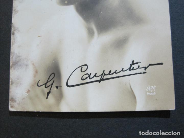 Coleccionismo deportivo: CARPENTIER-BOXEO-POSTAL FOTOGRAFICA ANTIGUA-VER FOTOS-(69.186) - Foto 5 - 202347246