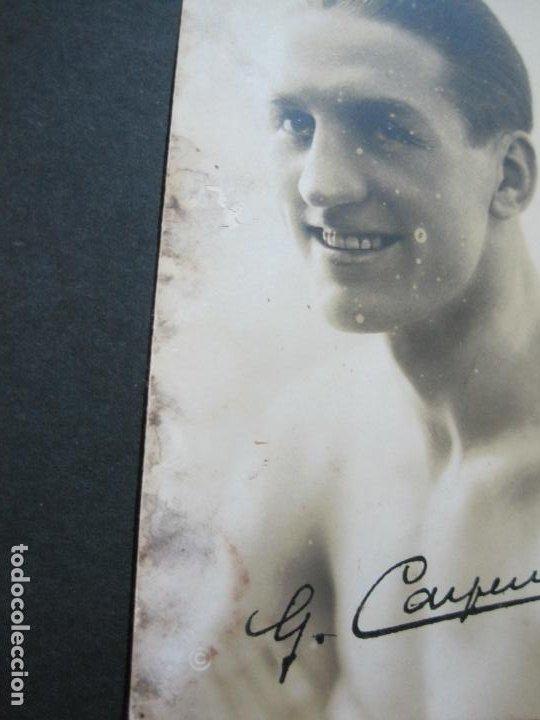 Coleccionismo deportivo: CARPENTIER-BOXEO-POSTAL FOTOGRAFICA ANTIGUA-VER FOTOS-(69.186) - Foto 7 - 202347246