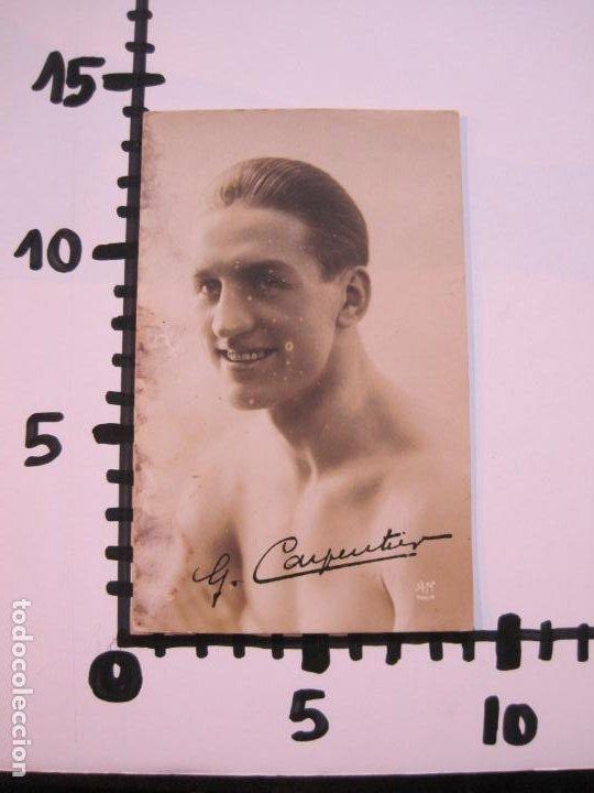 Coleccionismo deportivo: CARPENTIER-BOXEO-POSTAL FOTOGRAFICA ANTIGUA-VER FOTOS-(69.186) - Foto 9 - 202347246