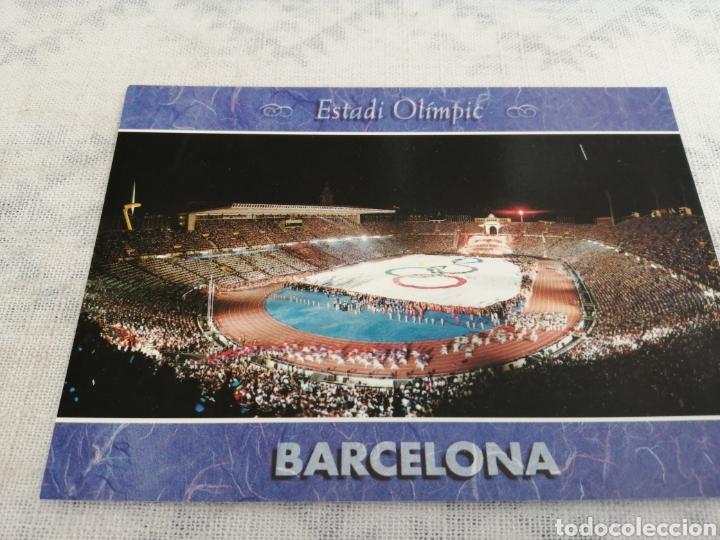 ESTADI OLIMPIC (Coleccionismo Deportivo - Postales de otros Deportes )