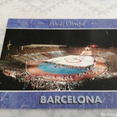 Coleccionismo deportivo: ESTADI OLIMPIC. Lote 202629553