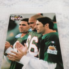 Coleccionismo deportivo: NFL 1999 DRAGONS. Lote 222817695