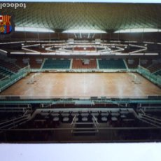 Coleccionismo deportivo: PALAU BLAUGRANA BARCELONA POSTAL. Lote 204600546