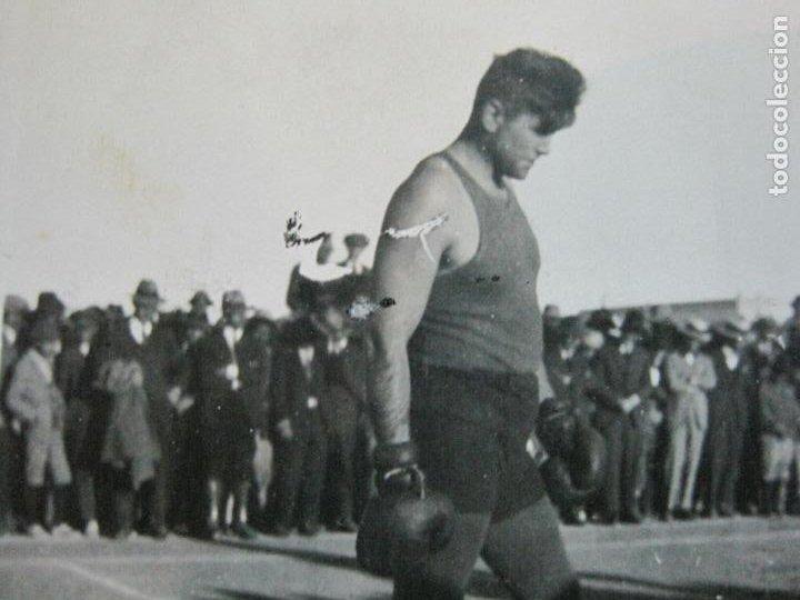 Coleccionismo deportivo: ANGEL FIRPO-BOXEADOR-FOTOGRAFICA-POSTAL ANTIGUA BOXEO-VER FOTOS-(71.128) - Foto 3 - 206936570