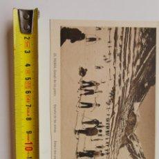 Coleccionismo deportivo: POSTAL DE NÚRIA Nº23 DETALLE DE LAS PISTAS. L. ROISIN SKI. Lote 207660351