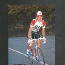 Coleccionismo deportivo: FOTO POSTAL CICLISMO A. FUERTES EQUIPO BH. Lote 209916633