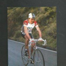 Coleccionismo deportivo: FOTO POSTAL M.J DOMINGUEZ EQUIPO BH. Lote 209917002