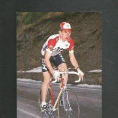 Coleccionismo deportivo: FOTO POSTAL CICLISMO P. BOUVATIER EQUIPO BH. Lote 209917133