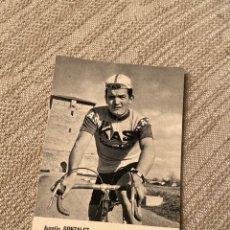 Coleccionismo deportivo: AURELIO GONZALEZ - S.D. KAS. Lote 220791908