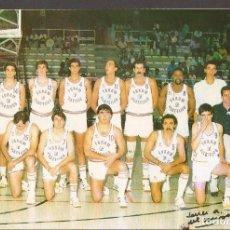 Coleccionismo deportivo: AMG-939 TARJETA POSTAL FORUM FILATÉLICO DE VALLADOLID 1987. Lote 221793098