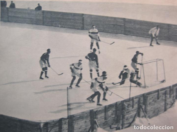 Coleccionismo deportivo: HOCKEY-EISHOCKEY-OLIMPIADA 1925-POSTAL ANTIGUA-VER FOTOS-(77.747) - Foto 3 - 244416825