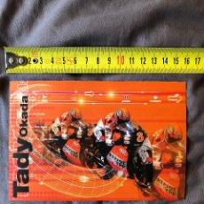Coleccionismo deportivo: COLECCION POSTAL REPSOL HONDA, TADY OKADA, MOTO GP. Lote 245493420