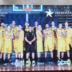 Coleccionismo deportivo: BALONCESTO-V79-CLUB BALONCESTO CANARIAS. Lote 253636490