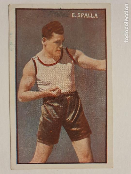 BOXEO - ERMINIO SPALLA - P49815 (Coleccionismo Deportivo - Postales de otros Deportes )