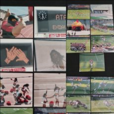 Coleccionismo deportivo: LOTE 23 FOTOS POSTALES BARCELONA DRAGONS FÚTBOL AMERICANO NFL EUROPE WLAF 1996 ESTADI OLÍMPIC. Lote 262246775