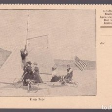 Coleccionismo deportivo: ALEMANIA. *FLOTTE FAHRT* KNABEN-KALENDER 1911. NUEVA.. Lote 269255903