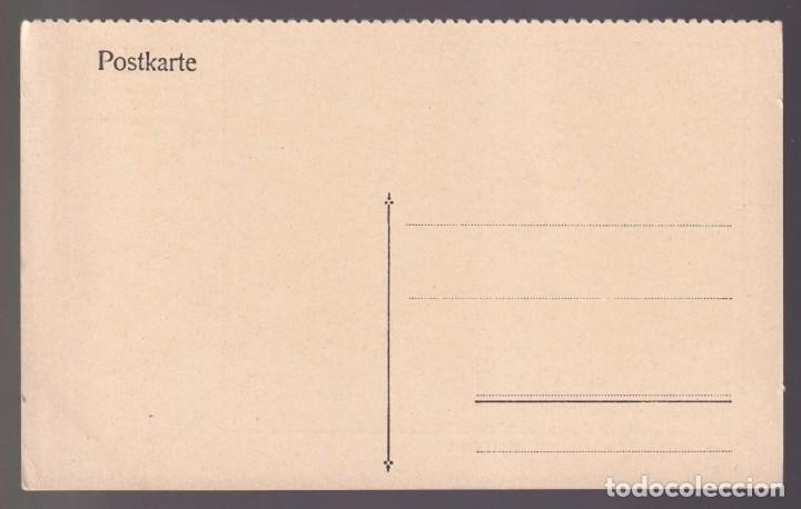 Coleccionismo deportivo: Alemania. *Flotte Fahrt* Knaben-Kalender 1911. Nueva. - Foto 2 - 269255903