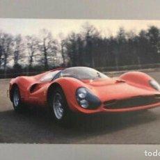 Coleccionismo deportivo: POSTAL AUTOMOVIL FERRARI P-3 ITALIA. Lote 273003718