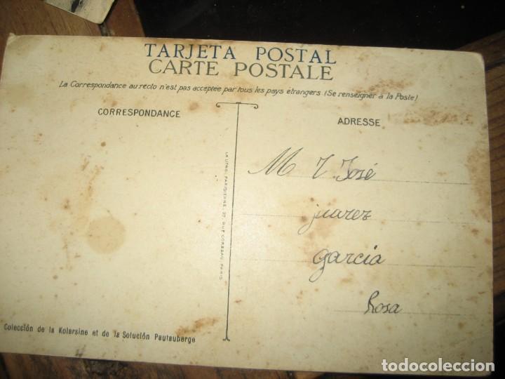 Coleccionismo deportivo: postal jeux olympiques - paris 1924 - Boxe . juegos olimpicos boxeo - Foto 2 - 276413108