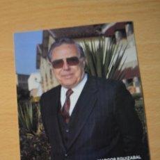 Coleccionismo deportivo: POSTAL DE MARCOS EGUIZABAL DEL EQUIPO CICLISTA PATERNINA. Lote 276492918
