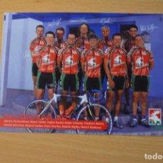 Coleccionismo deportivo: POSTAL DEL EQUIPO ELK RADTEAM 2003. Lote 276493828
