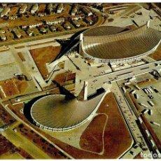 Coleccionismo deportivo: JAPÓN - TOKIO - THE NATIONAL INDOOR STADIUM... DIRIGIDA A CAMPEONA NATACIÓN AÑOS 70 - 144X105 MM. Lote 278167953