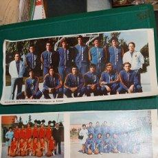 Coleccionismo deportivo: FOTOS BALONCESTO SELECCIONES ESPAÑA. Lote 287778513