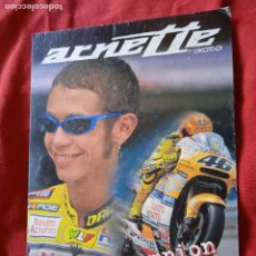 Coleccionismo deportivo: MOTOCICLISMO. ARNETTE. Lote 287865898