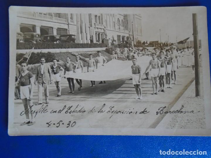 Coleccionismo deportivo: (F-210913)CARNET,13 POSTALES FOTOGRAFICAS Y 4 FOTOS DEL ATLETA DE CROSS JOSEP GONZALEZ AÑOS 30 - Foto 3 - 288378473