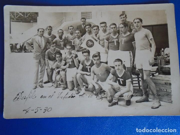Coleccionismo deportivo: (F-210913)CARNET,13 POSTALES FOTOGRAFICAS Y 4 FOTOS DEL ATLETA DE CROSS JOSEP GONZALEZ AÑOS 30 - Foto 5 - 288378473