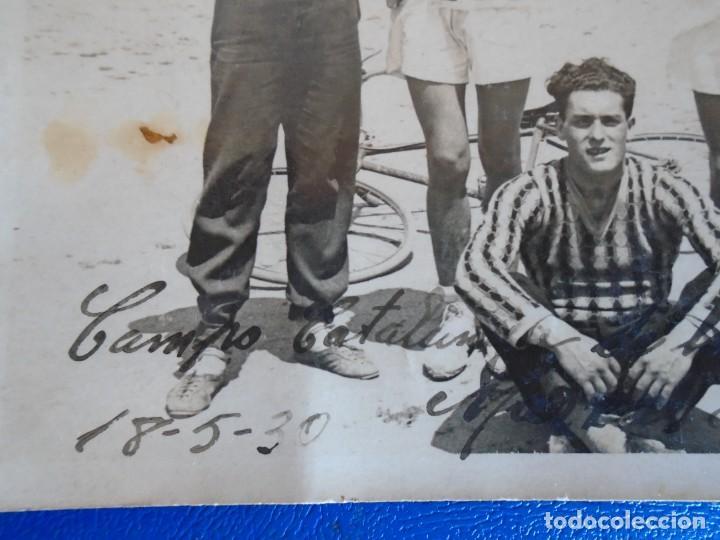 Coleccionismo deportivo: (F-210913)CARNET,13 POSTALES FOTOGRAFICAS Y 4 FOTOS DEL ATLETA DE CROSS JOSEP GONZALEZ AÑOS 30 - Foto 22 - 288378473
