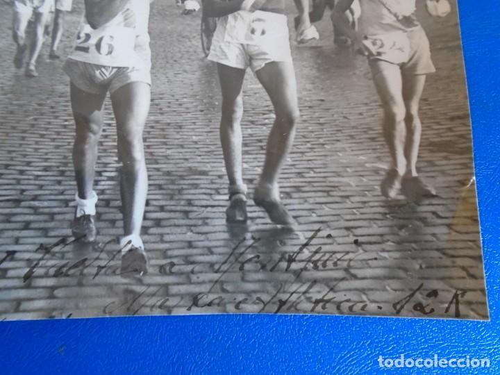 Coleccionismo deportivo: (F-210913)CARNET,13 POSTALES FOTOGRAFICAS Y 4 FOTOS DEL ATLETA DE CROSS JOSEP GONZALEZ AÑOS 30 - Foto 35 - 288378473