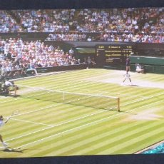 Coleccionismo deportivo: TENIS-V19-THE ALL ENGLAND CLUB-WIMBLEDON-DJOKOVIC-FEDERER. Lote 289909423