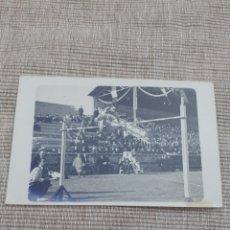 Coleccionismo deportivo: POSTAL ORIGINAL DE LOS AÑOS 20 DE SALTO DE BALLA. Lote 294132098